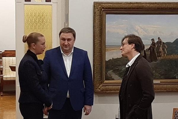 Сергей Безруков встретился с самарскими общественниками